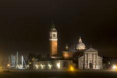 San Giorgio Maggiore by Andrea Bortolomei on 500px