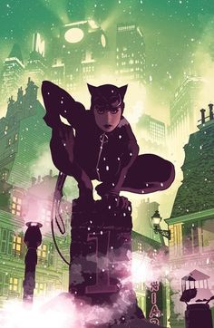 Catwoman by Adam Hughes *
