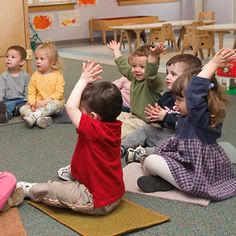 Tap into your Musical Memory with these great early childhood music games from Margaret Hooton.