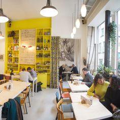 Yeti Cantine Moderne à Brussel, Bruxelles-Capitale