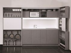 Pop-up kitchen PIA tex by Dizzconcept by Inkea