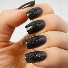 piCture pOlish Starry Night Swatch and Review