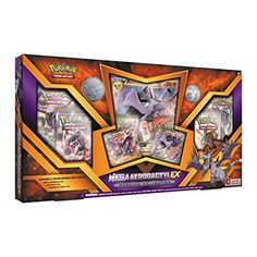 Pokemon Mega Beedrill-EX Collection Box