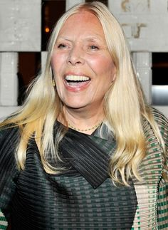 "Joni Mitchell is ""Speaking Well,"" Expected to Make a Full Recovery From Brain Aneurysm"