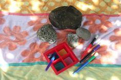 Simple Fun: Rock Painting