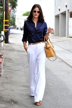31 Trendy Business Casual Work Outfit Ideas for Women Chic Summer Outfits, Casual Chic Summer, Spring Work Outfits, Casual Work Outfits, Business Casual Outfits, Office Outfits, Work Attire, Work Casual, White Casual
