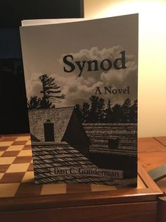 Sarah Anne's Book Review: Synod by Dan C. Gunderman