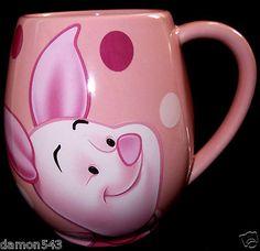 Piglet Mug.. I want it!