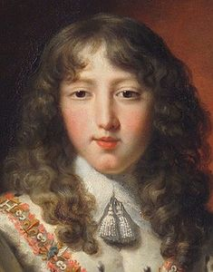 wk 21 Justus van Egmont: King Louis XIV of France, c. 1651/54