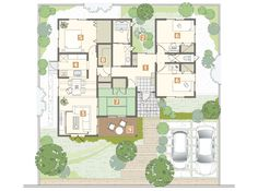 HIRAYA 代表プラン Natural ナチュラル|MJウッド|ミサワホームの耐震木造住宅