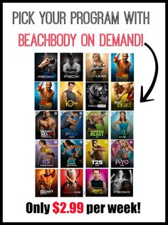 Free 30 day trial!  So worth it!  Check it out at beachbody coach.com/srleefunfit