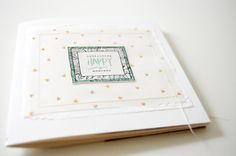 Bylaeti mini album - Crate Paper