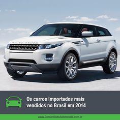 Os brasileiros gostam muito de carros importados. Veja quais foram os preferidos no país no último ano: https://www.consorciodeautomoveis.com.br/noticias/os-carros-importados-mais-vendidos-no-brasil-em-2014?idcampanha=206&utm_source=Pinterest&utm_medium=Perfil&utm_campaign=redessociais