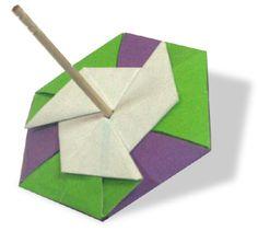 origami・Top