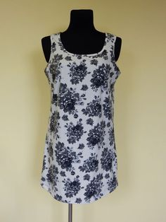 NEW! DRESS ZIZZI COTTON Sz(PLUS).L DENMARK #Zizzi #Tunic #Casual