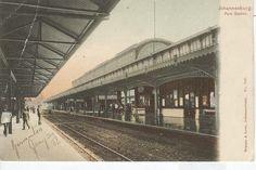 Johannesburg, Park Station