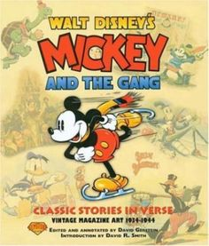 Mickey and the Gang - Classic Stories in Verse : Forbidden Planet
