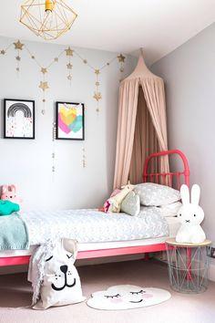 17 Entzückende, Vielseitige Kinderzimmer Mit Gemütlichem Look #entzuckende  #gemutlichem #kinderzimmer #vielseitige