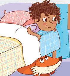 Educational project www.elisapaganelli.com  #elisapaganelli #elliepage #illustrazione #illustration #fox #cute #children #kid #african #bedtime #goodnight #cucu #friendship #friend