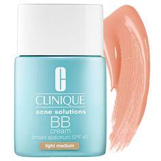 Clinique acne solutions bb cream broad spectrum