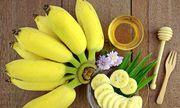 Ξηρή επιδερμίδα: Μάσκα με μέλι και μπανάνα