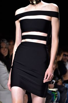 Balmain - Spring Summer 2015 - Paris Fashion Week ZsaZsa Bellagio – Like No Other: Cool Factor