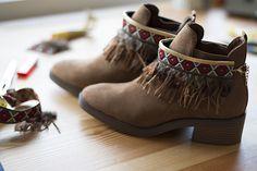 Blog de moda DIY (Do It Yourself) Aprende a customizar y a hacer tu propia ropa
