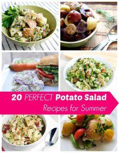 20 Potato Salad Recipes for Summer