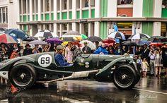 The Lagonda Racing Car makes it entrance by pics4u