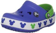 #10: Crocs Crocband Mickey II Clog (Toddler/Little Kid)