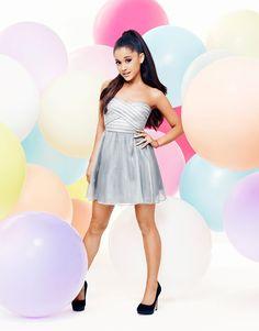 Colección de vestidos Ariana Grande