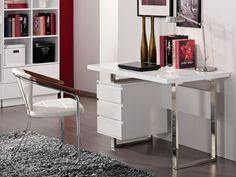 Un look attirant et raffiné, le bureau MYLAN est idéal pour vous !