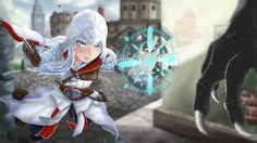 Ruthless Weiss (gardyvore on pixiv) : RWBY
