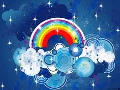 Rainbows! Seeppy seepy tie time!!!