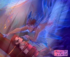 Image result for mermaid lance