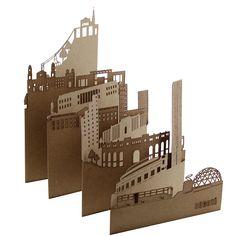 pocket cities, bogota designed by salsarela