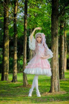 Sweet *Ballet Doll* JSK Lolita Dresses