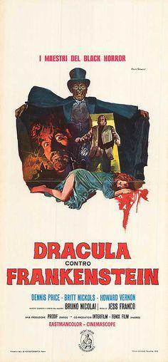 Dracula Vs. Frankenstein (1972) (Italy)