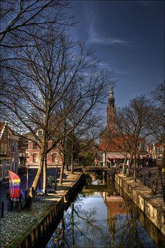 Edam, Holland. by Vvillamon, via Flickr
