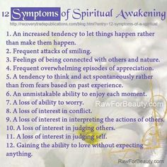 Spiritual Awakening symptoms take time to develop. Not a day a week, a month, years.it just takes time and you and only you has control. No other being is responsible when it comes to awakening your true potential. Spiritual Enlightenment, Spiritual Awakening, Spiritual Growth, Ascension Symptoms, Meditation, Spirit Guides, Way Of Life, Numerology, Mindfulness