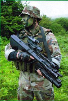 A member of the Irish Army Ranger wing #IrishArmy