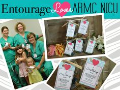Entourage wanted to show ARMC NICU a little appreciation for Mother's Day and National Nurses Week! Read about it in our latest blog post!