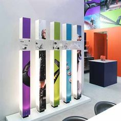 Nice way for displaying products: Pos Display, Display Design, Store Design, Product Display, Watch Display, Trade Show Booth Design, Exhibition Stand Design, Exhibition Display, Displays