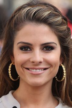 Maria Menounos Long Braided Hairstyle - Long Braided Hairstyle Lookbook - StyleBistro