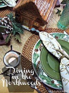 Olla-Podrida: Dining in the Northwoods