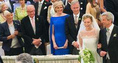 Wedding of Prince Amedeo and Elisabetta Maria Rosboch Von Wolkenstein
