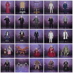 """#Doctor who #enemies of the doctor new series 5"""" action #figures pick your bad gu,  View more on the LINK: http://www.zeppy.io/product/gb/2/301527026979/"""
