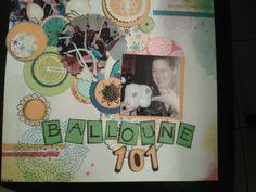 For Christmas in 2011, we learn how to make a fishy balloon. À Noël en 2011, on a appris à faire un poisson en balloune.