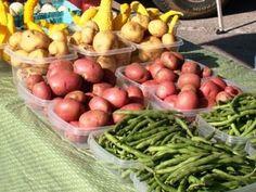 Enjoy fresh produce at the Rogers Farmers Market
