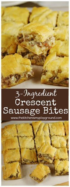 Crescent Sausage Bites Crescent Sausage Bites ~ Looking for easy food? These little bites are so easy to make, and ALWAYS a hit! Crescent Sausage Bites ~ Looking for easy food? These little bites are so easy to make, and ALWAYS a hit! Easy Party Food, Diy Food, Food Food, Appetizers For Party, Appetizer Recipes, Recipes Dinner, Breakfast Dishes, Breakfast Recipes, Breakfast Appetizers